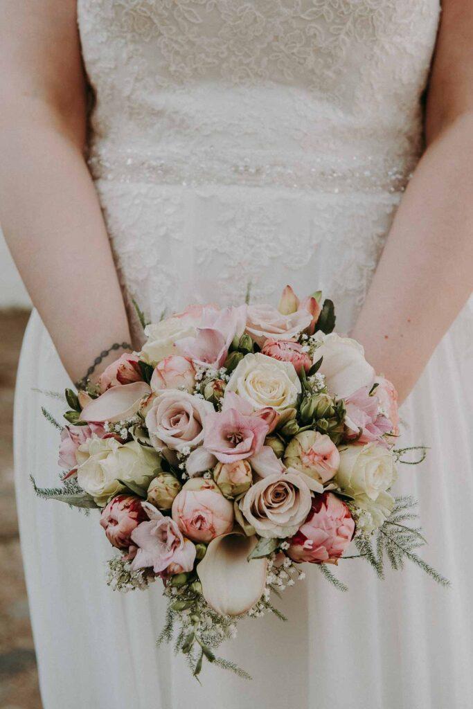 Blomsterdesign og bryllup